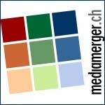 Logo der Firma Mediamerger in Zürich