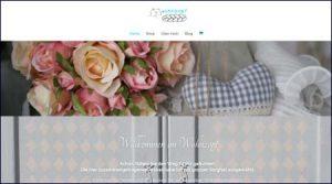 Webseite Wohnzopf Online Shop von Webelyne Webdesign und Web Management
